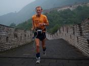 Courir marathons mois entre Paris Pékin