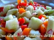 Salade intemporelle d'été pour toute l'année vous rêvez pas) très léger