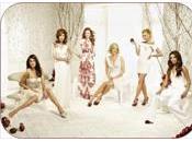 Desperate Housewives jouent pin-up pour annoncer cinquième saison