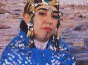 Voix femme dans chanson tamazight Moyen Atlas Hadda Ouaâki