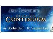 concours Stargate Continuum