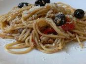 spaghettis sardines
