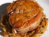 Tournedos poulet chutney d'endives