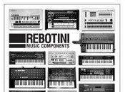 Arnaud Rebotini Music Components