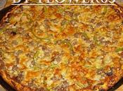 Pizza suprême viande hachée