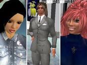 Elle divorce parce mari trompait Second Life