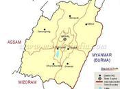 INDE: élevages volailles détruits dans l'état Manipur.