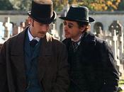 Sherlock Holmes photos officielles