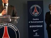 PSG: Villeneuve débarqué