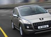 Peugeot 3008: premières photos officielles