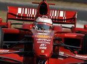 Essais libres Ferrari tête