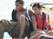 Rihanna agressée Chris Brown