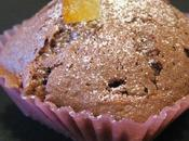 Petits gâteaux chocolat fourrés marmelade