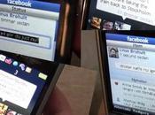 Application Facebook chez Sony Ericsson