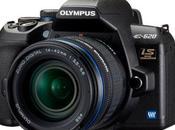 Olympus E620 nouveau réflex pour avril