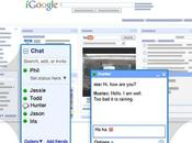 tchat GMail arrive iGoogle
