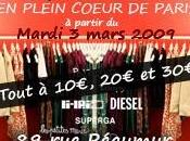plan vente privée Showroom Fruitrouge!