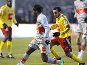 éliminé Rodez (3-1)