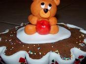 Gâteau d'anniversaire Bout