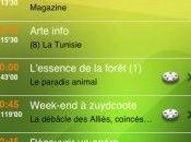 Arte lance programmes appli iPhone