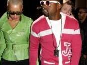 Kanye West Amber Rose Paris