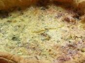 Quiche jambon fromage (gourmande)