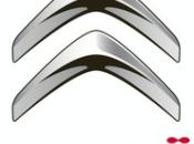 Nouveau logo pour Citroën nouvelle déco