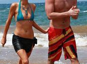 Paris Hilton vacances à Hawaï