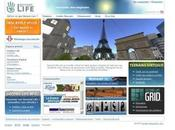 Second life inaugure pages français