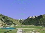 Simulateur caché dans Google Earth