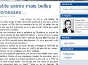 """Daniel Riolo lance blog """"Langue but"""""""