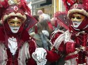 Carnaval vénitien Remiremont (Vosges) Photos costumés mars 2009