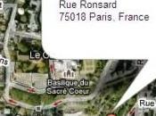 Google Street View fillarini kuuluisa vélo famous