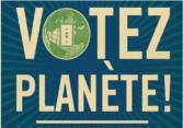 Alain Souchon prête voix Votez planète