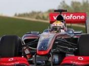 Lewis Hamilton 'C'est très piloter avec cette voiture'