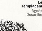 remplaçant Agnès Desarthe