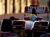 Ferrari manque performance