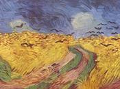 Vincent Gogh Champs corbeaux (1890)