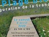 Parc Plage Bleue (94) s'ouvre vers ville