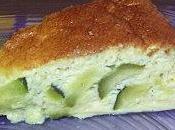 Omelette soufflée courgettes (diététique)