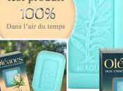 test produit savon Niaouli