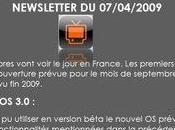 d'Orange Newsletter n°16 parue