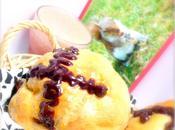 Vegan Chocolate Sultanas Cross Buns Briochettes anglaises épices (vegan)