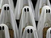 Pourquoi représente-t-on fantômes avec drap blanc