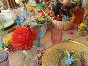 table Pâques pour Plurielles.fr