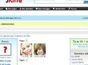 Créer votre site quelques minutes avec jkiffe