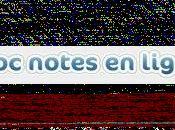 Bloc Notes ligne