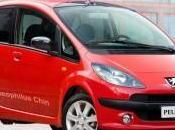 Peugeot prépare citadine électrique