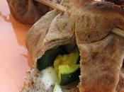 Aumonières Courgette Curry Mozza