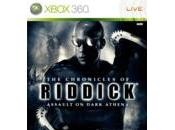 Chronicles Riddick Assault Dark Athena